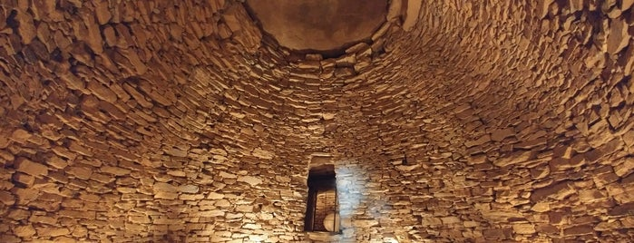 Dolmen Romeral is one of Que visitar en Antequera.