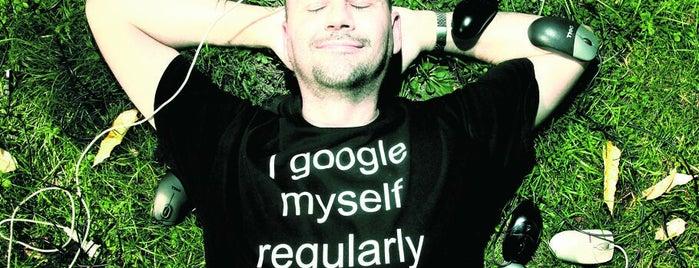 Stéphane Koch, Intelligentzia.net is one of GoodSpots.