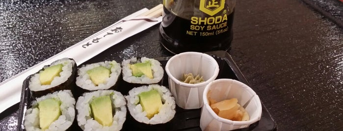 Open Sushi is one of Lugares favoritos de Stéphane.