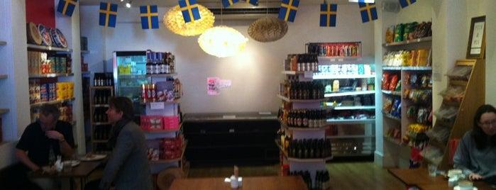 Scandinavian Kitchen is one of London Calling.