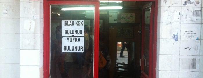7 - 8 Hasanpaşa Fırını is one of تركيا.