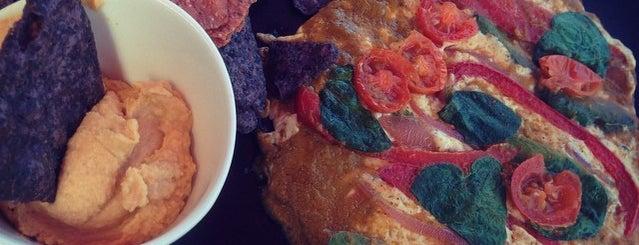 LiveHara Cafe is one of SFL Veg*n Food.
