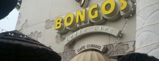 Bongo's Cuban Cafe is one of Downtown Disney Guide by @bobaycock.