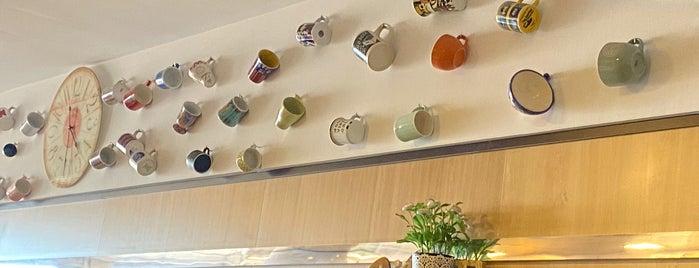 The Couple is one of Las Palmas café.