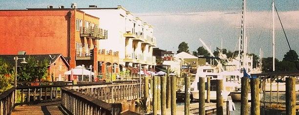 Georgetown Boardwalk is one of SC.