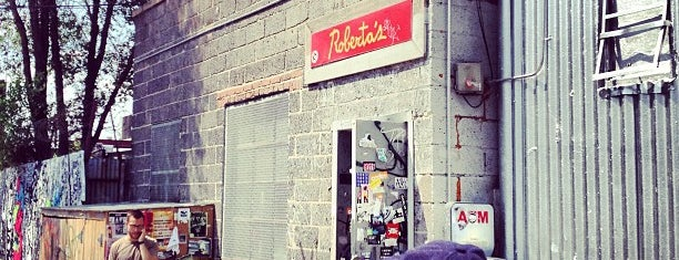 Roberta's Pizza is one of NYC: To do   Part 1.
