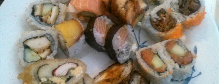 Ginza Japanese Buffet is one of Buffets in Miami.