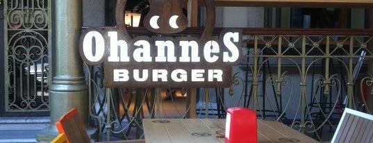 Ohannes Burger is one of En güzel yeme içme mekanları.