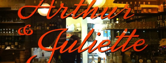 Arthur & Juliette is one of Restaurant.