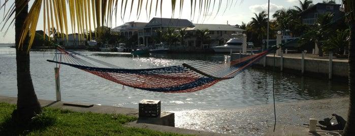 Summerland Key is one of The Florida Keys.