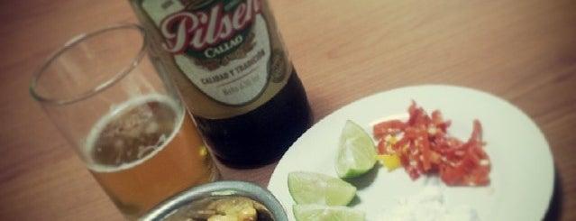 El Limón is one of De dia @Lima.