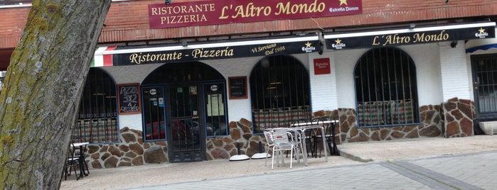 L'Altro Mondo is one of Gespeicherte Orte von Herchu.