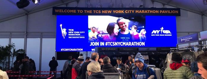 Marathon Finisher Store is one of New York.