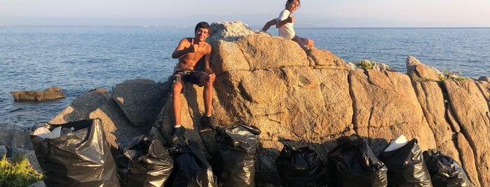 Spiaggia di Santa Maria is one of Lugares guardados de Matei.