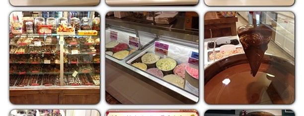 North Pole Fudge and Ice Cream Co. is one of Big Bear Lake (Anti-Zombie Survival).