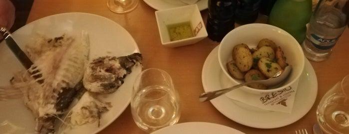 Restaurant Bresto is one of Top 10 restaurants when money is no object.