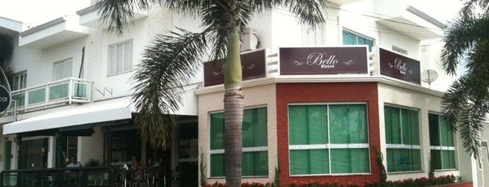 Bello Bistrô is one of สถานที่ที่บันทึกไว้ของ Rodrigo.