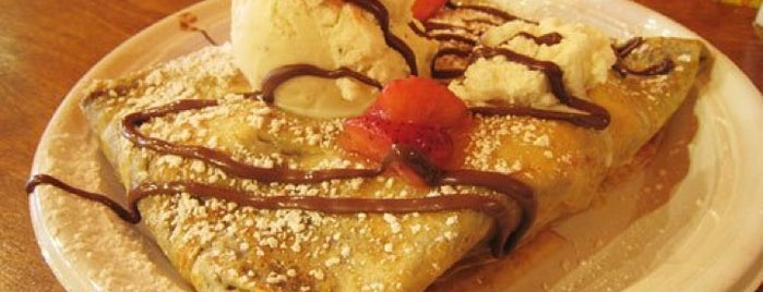 Brooklyn Crepe & Juice is one of Brooklyn-Bound.
