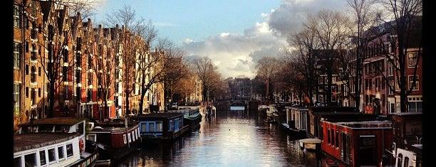 De Jordaan is one of The Netherlands.