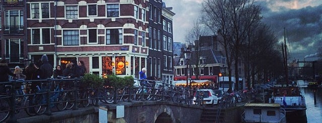 De Jordaan is one of Amsterdam.