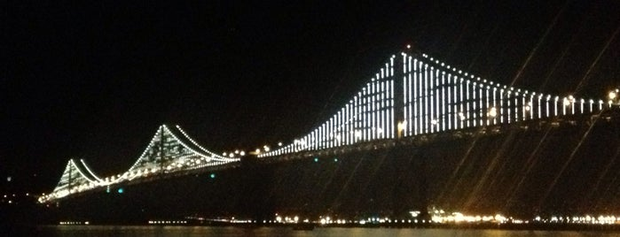 The Bay Lights is one of SF.