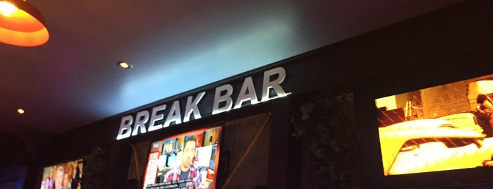Break Bar is one of New York | To-Do 2.