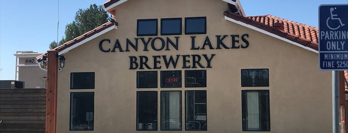 Canyon Lakes Brewery is one of Yet to Visit.