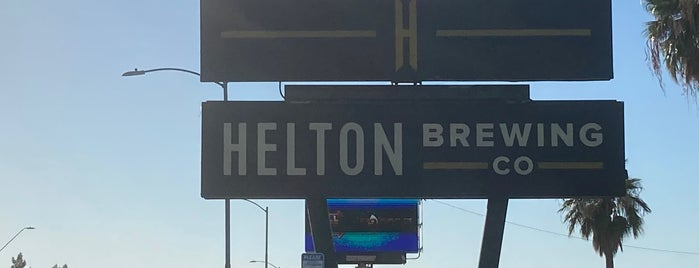 Helton Brewing Company is one of Drinks.