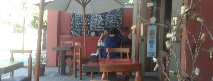 Café Secreto is one of Ruta de cafés, sandwich, almuerzos.