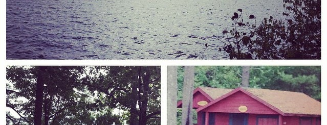 Kingsley Pines Camp is one of Maine.