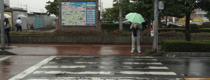 Higashi-Tokorozawa Station is one of JR 미나미간토지방역 (JR 南関東地方の駅).