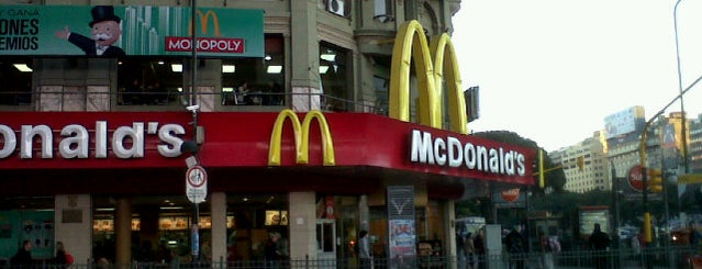 McDonald's is one of Favorite Food.