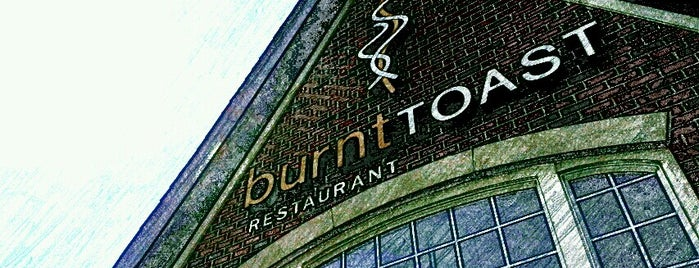 Burnt Toast is one of Brunch Spots.