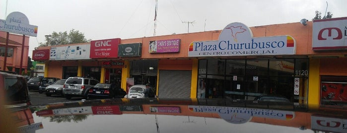 Plaza Churubusco is one of EPC.