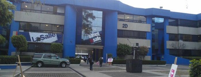 Universidad La Salle Campus II is one of Fher'in Beğendiği Mekanlar.
