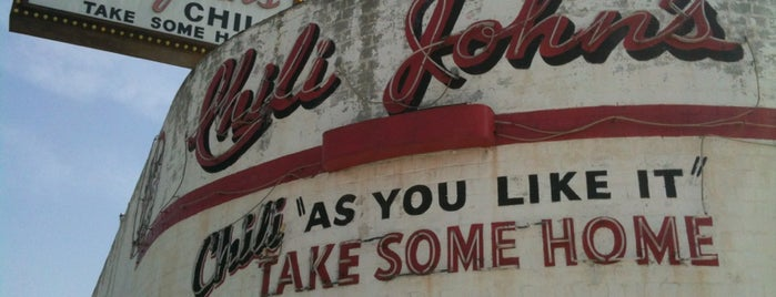 Chili John's is one of Oldest Los Angeles Restaurants Part 1.