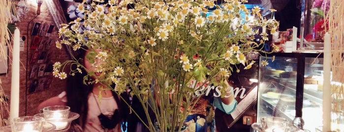 Floral Café at Napasorn is one of Thailand.