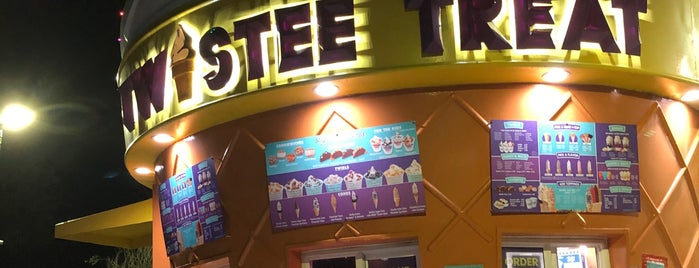 Twistee Treat New Smyrna Beach is one of New Smyrna Beach.