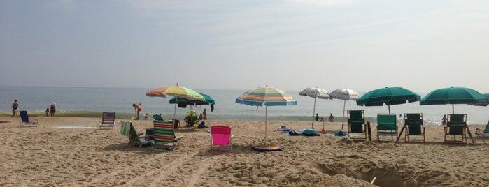 Sea Colony Beach is one of Delmarva - Eastern Shore.