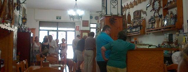 LOS CINCO MEJORES LUGARES PARA COMER EN ALMERIA