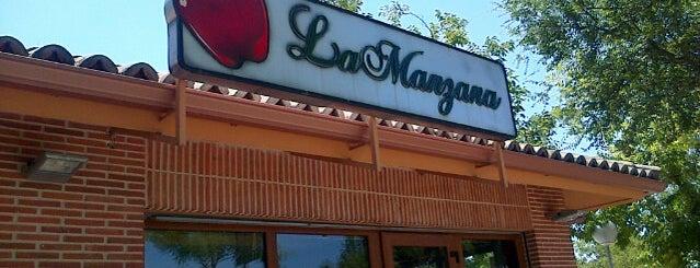 La Manzana is one of Para volver.