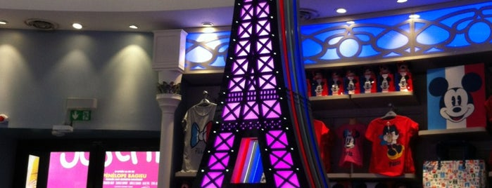 Disney Store is one of Must-Visit ... Paris.