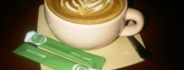 Coffee Toffee is one of SBY Culinary Spot!.