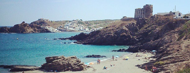 Playa Sa Mesquida is one of Menorca.