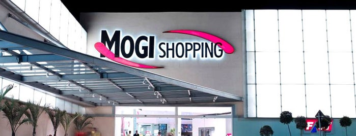 Mogi Shopping is one of Por aí em Sampa.