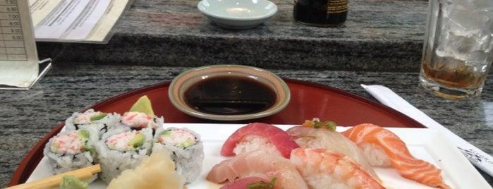 Sushi Kiyono is one of Locais curtidos por Michael.