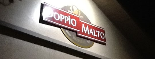 Doppio Malto Birreria is one of Claudioさんの保存済みスポット.