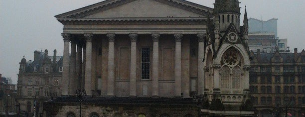 Birmingham Town Hall is one of London 2019.