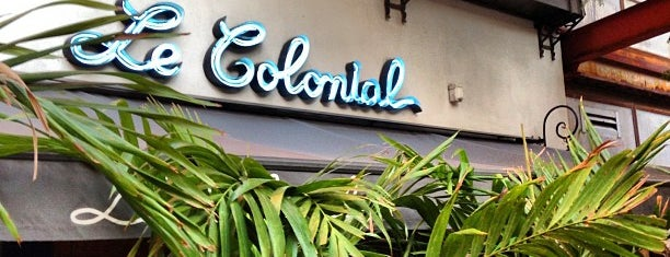 Le Colonial is one of Lugares guardados de Jae Eun.