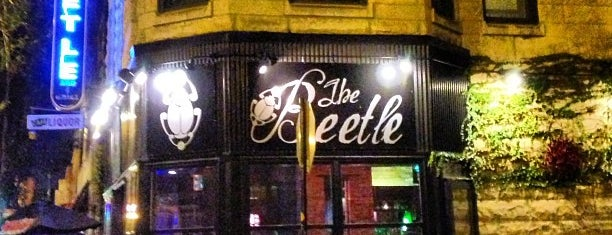 The Beetle Bar and Grill is one of Visited Bars.